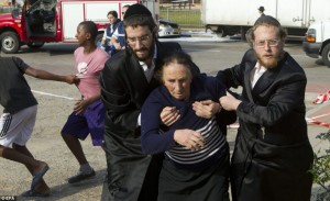 rabbis running